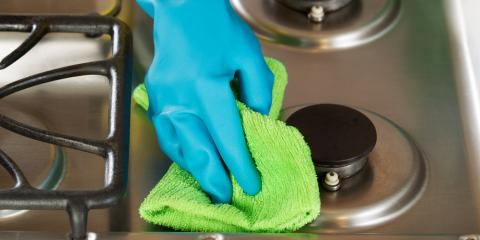 Top 5 Stove Repair & Cleaning Tips , Elyria, Ohio