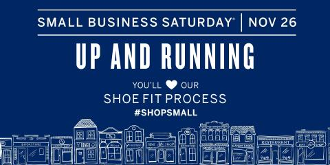 Support Dayton's Small Business Saturday on November 26!, Washington, Ohio