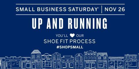 Support Dayton's Small Business Saturday on November 26!, Washington, Ohio