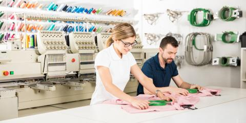 3 Benefits of Embroidery for Your Business Uniform, Honolulu, Hawaii