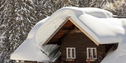 Winter Alert: 5 Dangers That Need Fast Emergency Roof Repairs, Middletown, Ohio