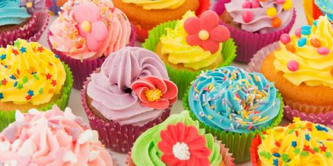 4 Ideas for Creative Birthday Cupcakes , Flemingsburg, Kentucky