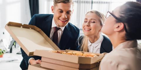 How Do I Order Pizza Delivery for an Office Party?, Bronx, New York