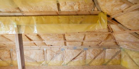 3 Common Types of Attic Insulation, Eminence, Kentucky