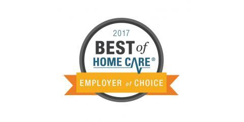 Visitng Angels Wins 2017 Best of Home Care Award, Wilkes-Barre, Pennsylvania