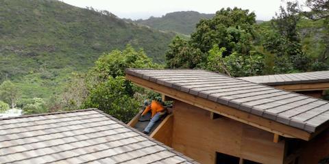 Increase Your Energy Efficiency With New Roof Shingles, Honolulu, Hawaii