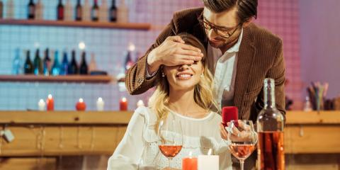 4 Tips for a Romantic Valentine's Day Proposal, Kalispell, Montana