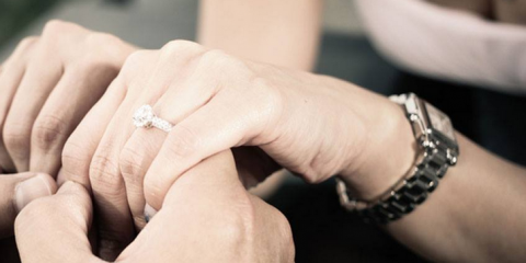 Choose a Custom Setting That Will Have Your Blushing Bride Showing Off Her Unique Engagement Ring!, Manhattan, New York