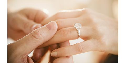 "3 Things to ""Know"" When You're Shopping for Her Dream Engagement Ring!, Gibsonville, North Carolina"