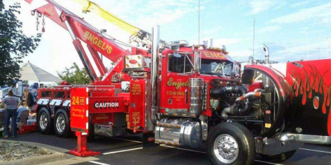 Engel's Auto Service & Towing, Auto Body Repair & Painting, Services, Cincinnati, Ohio