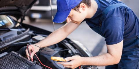 4 Signs Your Car's Engine Is Failing, Anchorage, Alaska