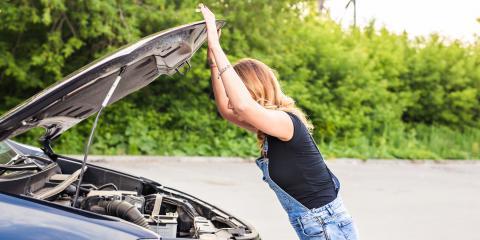 3 Common Car Engine Problems & How to Handle Them, Hamilton, Ohio