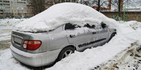 5 Items You Should Keep in Your Car During Winter, Florissant, Missouri