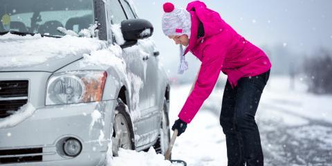 5 Car Maintenance Tips for the Winter, Anchorage, Alaska