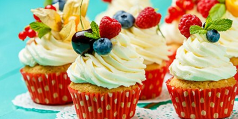 Enjoy a Delicious Bite-Sized Cupcake Full of Locally Sourced Flavor, Koolaupoko, Hawaii