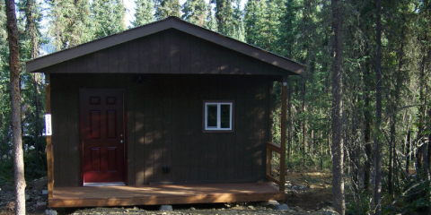 Embrace the Dry Cabin Life With New Single-Family Rentals, Fairbanks, Alaska