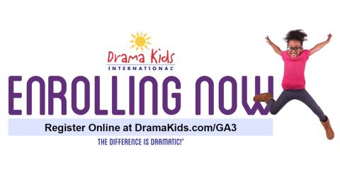 Drama Kids Now Enrolling for Spring Performance Session, Tucker, Georgia