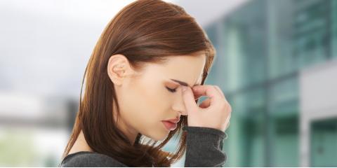 Ask an ENT Specialist: What Causes Sinus Headaches?, Dalton, Georgia