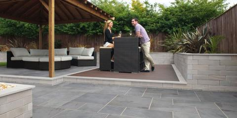 What Tile Options Are Best for the Outdoors?, Enterprise, Alabama
