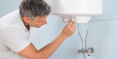 Traditional vs. Tankless Water Heaters, Enterprise, Alabama