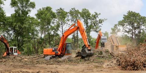 4 Reasons to Schedule Land Clearing, Enterprise, Alabama