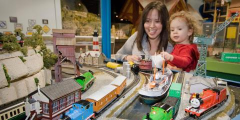 3 Safety Tips for Introducing Your Child to Model Train Building, West Chester, Ohio