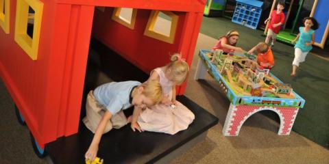 3 Benefits of Railroad Museum Membership at EnterTRAINment Junction, West Chester, Ohio