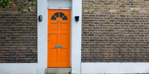 Tips for Choosing the Best Color for Your Entry Door, Green, Ohio