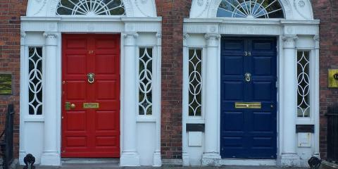 What You Should Know When Buying a Wood Entry Door, Green, Ohio