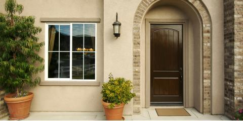 3 Types of Entry Door Material, Lincoln, Nebraska