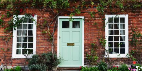 Take These 5 Steps When Painting Your Home's Entry Door, Green, Ohio