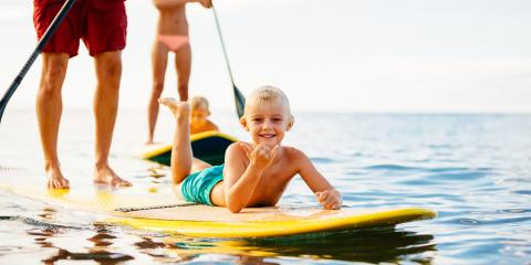 3 Health Benefits of Paddle Boarding, Waianae, Hawaii