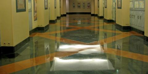 5 Different Types of Epoxy Flooring to Choose From, Arthur, North Carolina