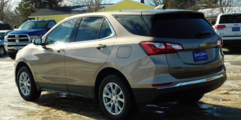 2019 Chevrolet Equinox LT $25,995, Barron, Wisconsin
