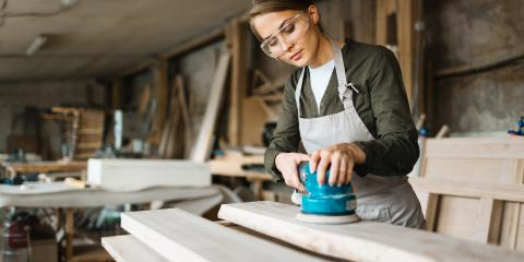 How to Stay Safe While Sanding, Cincinnati, Ohio