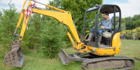 3 Projects That Require a Backhoe Rental, Franklinville, New York