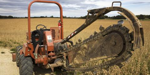 3 Ways to Use a Trencher, St. Peters, Missouri