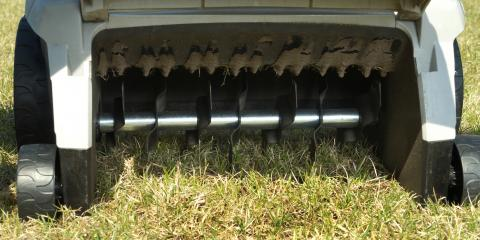 What Is Lawn Aeration?, St. Peters, Missouri