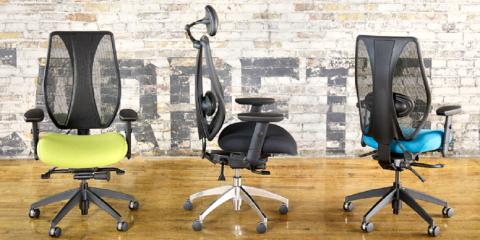 3 Benefits of Ergonomic Chairs, ,