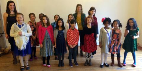 ONE WORLD BROOKLYN KIDS CHORUS: Spring 2015 Session Begins Thursday, February 19 @ Lafayette Avenue Presbyterian Church, Brooklyn, New York