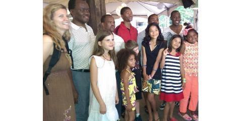 LADYSMITH BLACK MAMBAZO praises ONE WORLD BROOKLYN KIDS CHORUS (News Flash 9/26), Brooklyn, New York