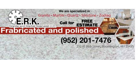 E.R.K Granite U0026amp; Marble Specialist LLC, Countertops, Services,  Minneapolis, Minnesota