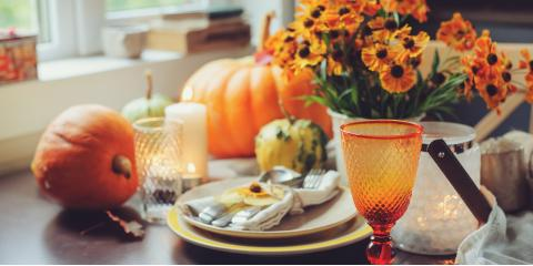 Local Florists Share 4 Personal Touches You Can Add to Your Thanksgiving Table, Erlanger, Kentucky