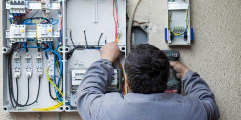 The Difference Between Residential & Commercial Wiring - A ... on