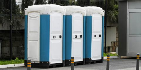 How to Decide How Many Portable Toilet Rentals Your Event Needs, Wellston, Ohio