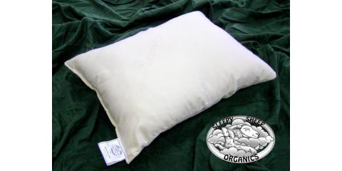 Buy 1 Eco Valley Wool Pillow, Get One Half Off!, Portland East, Oregon