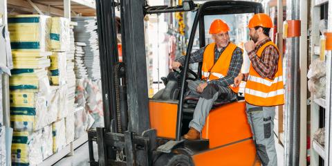 3 Reasons Regular Forklift Maintenance Is Necessary, De Kalb, Texas