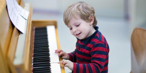 4 Benefits of Piano on the Developing Brain, Anchorage, Alaska