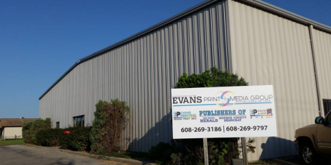 Evans Print & Media Group, Printing, Services, Sparta, Wisconsin