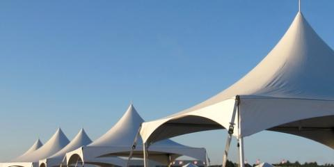 3 Tent Types for All Commercial Event Tent Needs, Fairbanks, Alaska